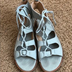 Chinese Laundry Lace-Up Sandal